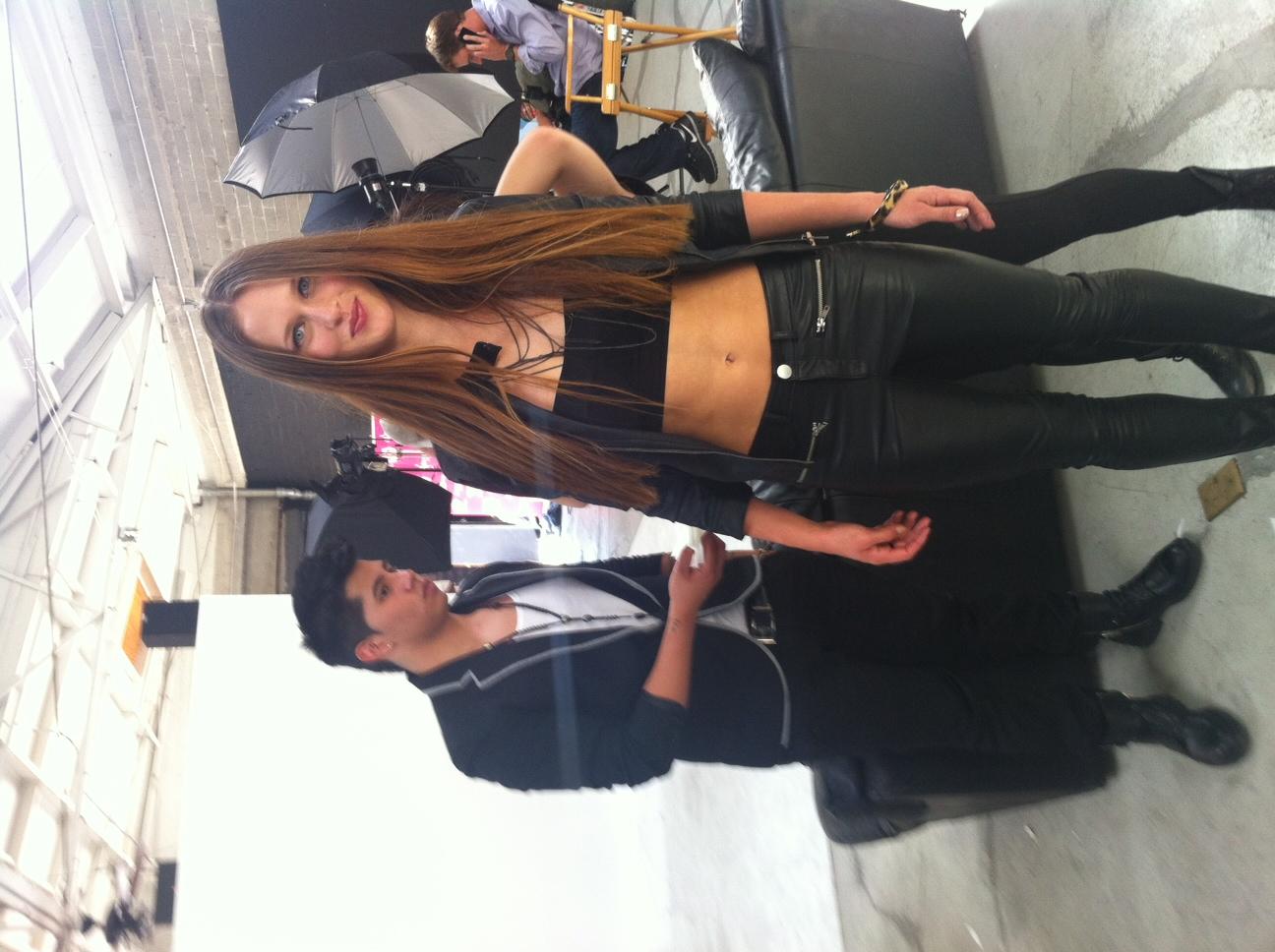 Efala 39 s fashion styling photo shoot elite fashion for Fashion academy